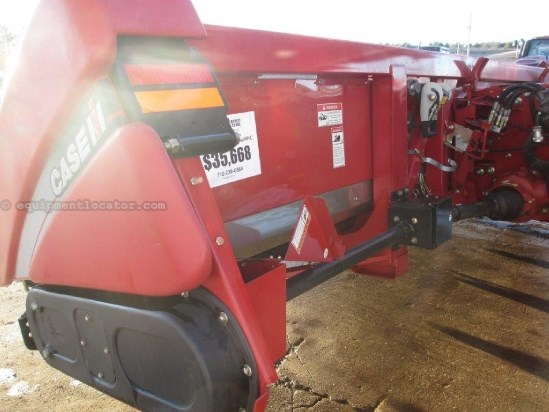 2010 Case IH 3408, 8R30,Std Rolls,Low Prof, 6088/7010/7088/7120 Header-Corn For Sale