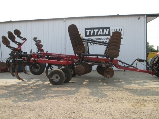 2012 Case IH 870, 26', Disc Gang, Disc Closers Disk Ripper For Sale