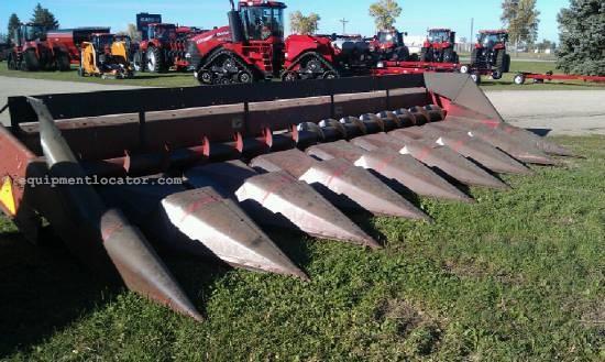 Case IH 1084, 8R36, 1680/2166/2388, Knife Rolls Header-Corn For Sale
