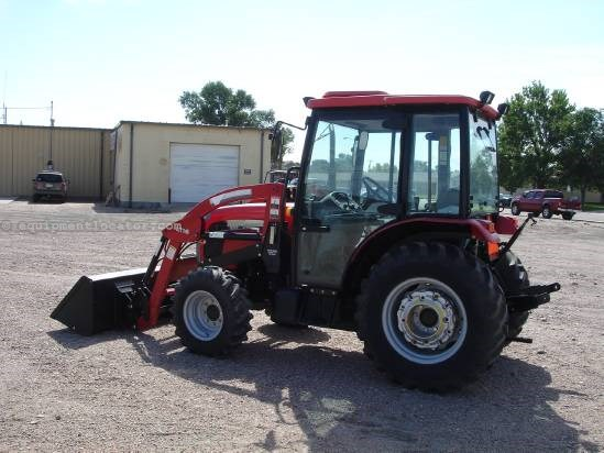 McCormick CT50U, 244 Hrs, 540 PTO, Bucket Loader Tractor For Sale