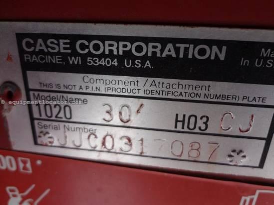 1998 Case IH 1020 Header-Flex For Sale