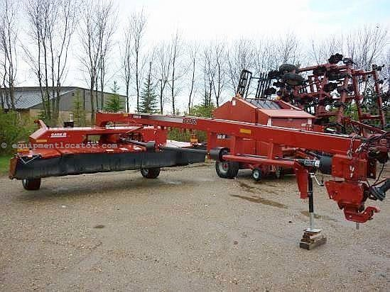 2006 Case IH DCX161 Mower Conditioner For Sale