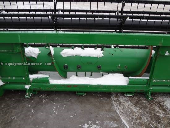 2010 John Deere 635 Header-Flex For Sale