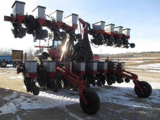 2003 Case IH 1200, 16R30, Vac Meter, Stacker, Whippers, 3 Pt Planter For Sale
