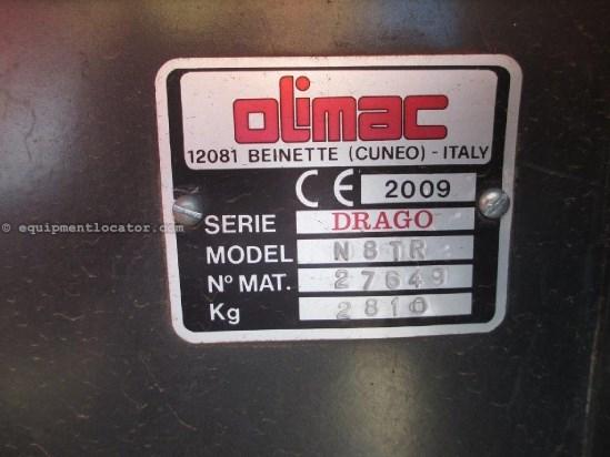 2009 Drago 830, 8R30, Contour, HHC, 2188/2388/2588  Header-Corn For Sale
