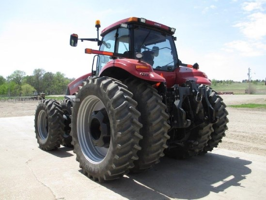 2011 Case IH Magnum MX340, 540 Hr,PS Trans,5 Remotes,3 Pt  Tractor For Sale