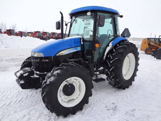 2011 New Holland TD5050 Tractor For Sale