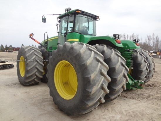 2009 John Deere 9630 - 1844 hrs, Active Seat, 5 hyd, 800R38 Dls  Tractor For Sale
