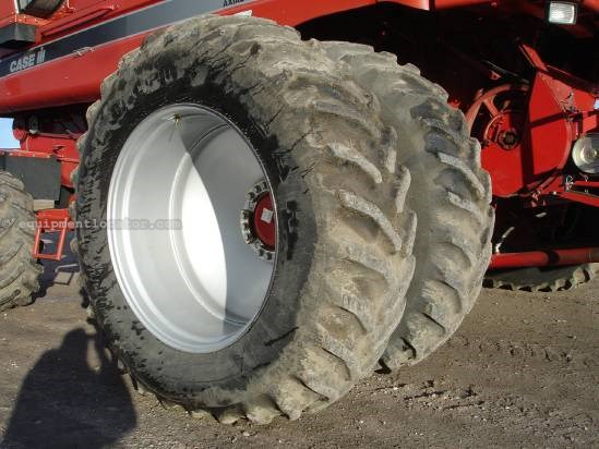 2005 Case IH 2388, 1942 Sep Hrs, FT, AHH, HD Rear Axle, Wts  Combine For Sale