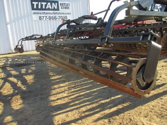 2010 Case IH RMX330, 34', Cushion Gang, Flat Bar Harrow Disk Harrow For Sale