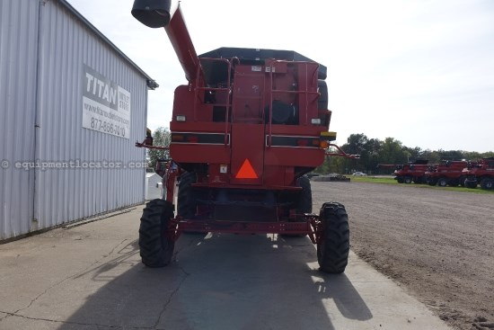 2003 Case IH 2366, Spec Rotor, 2257 Sep Hr, Spreader, Bin Ext Combine For Sale