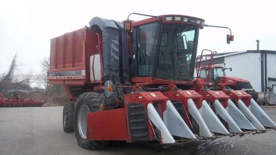 Cotton Picker For Sale:  1997 Case IH 2555, 3079 Est Hours, 25000.00 USD
