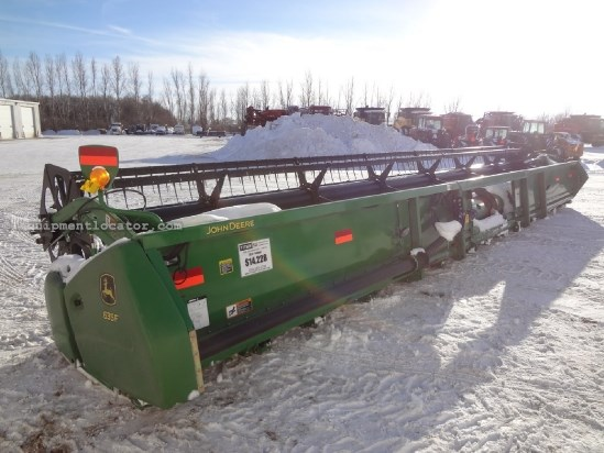 2009 John Deere 635F - Contour (9660,9760,9860,9670,9770,9870) Header-Flex For Sale