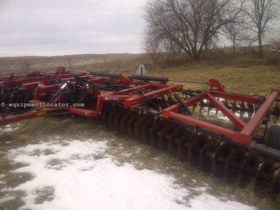 Case IH RMX370 Disk Harrow For Sale