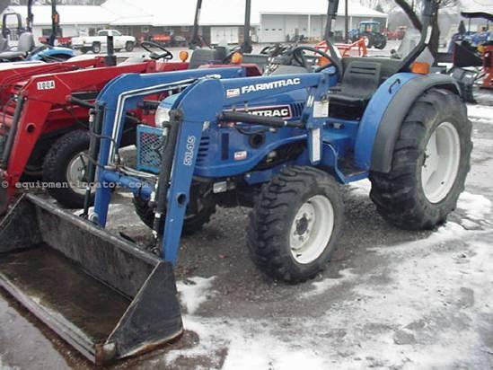 2008 Farmtrac 300DTC Tractor For Sale at EquipmentLocator com
