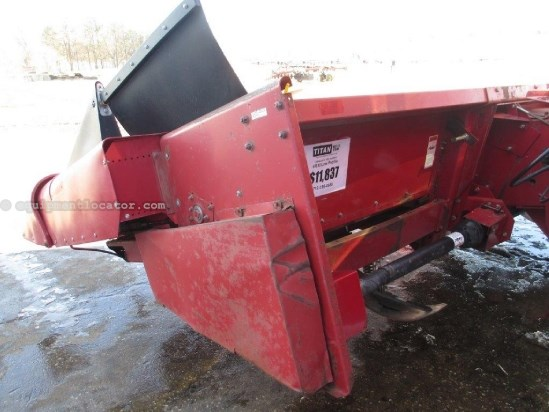 1988 Case IH 1063, 6R30, NEW Auger, 1680/2166/2366 Header-Corn For Sale