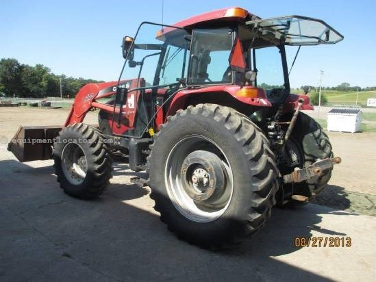 2005 Case IH MXM155, 3 Remotes, 155 HP Tractor For Sale
