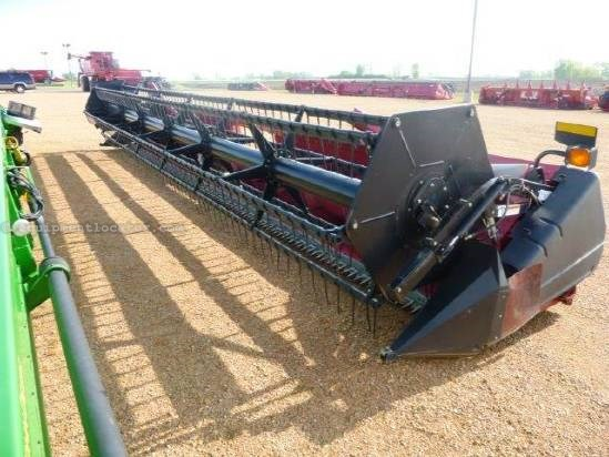 2001 Case IH 1020, 30', HHC, Johnson Rock Guard, 2188/2366/2388 Header-Flex For Sale