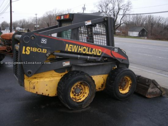 Skid Steer For Sale:  2007 New Holland L150