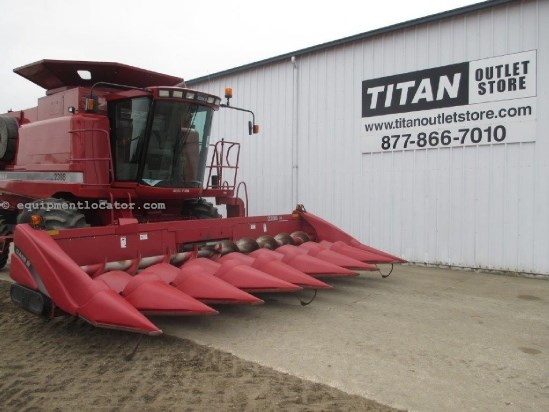 2004 Case IH 2208, 8R30, NEW Sprockets & Chains, 2366/2388/2588 Header-Corn For Sale