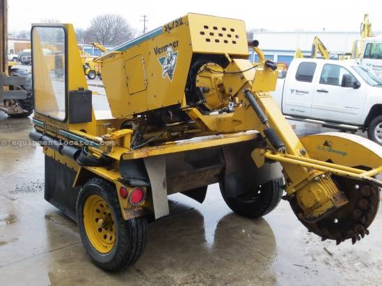Vermeer Stump Grinder For Sale >> 1998 Vermeer Sc752 Stump Grinder For Sale At Equipmentlocator Com
