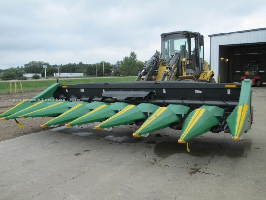 2008 Drago 830,8R30, JD S Series 670/680/690, Row Guidance Header-Corn For Sale