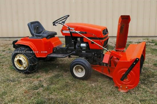 Ariens S 14 Tractor Snow Blower Riding Mower For Sale At