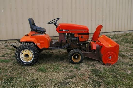 Ariens Lawn Tractor Attachments : Ariens garden tractor ftempo