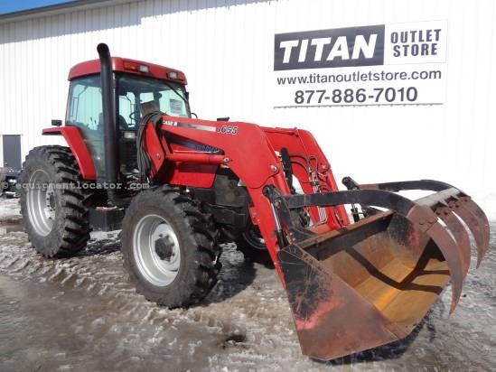 2001 Case IH MX120 Tractor For Sale