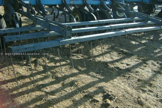 1990 DMI TM, 46', Hyd Fold, 5 Bar Frame, Tine Harrows Field Cultivator For Sale
