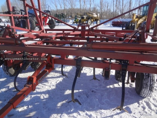 1989 Case IH 4900 - 39 ft, 3 bar Harrow, 3 section Field Cultivator For Sale