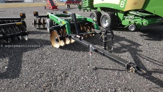 2012 Frontier DH5108 Disk Harrow For Sale At