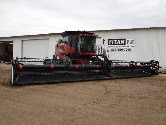 2009 MacDon D60 - 40 ft, Transport (8010,8120,9120,8230,9230) Header-Flex For Sale