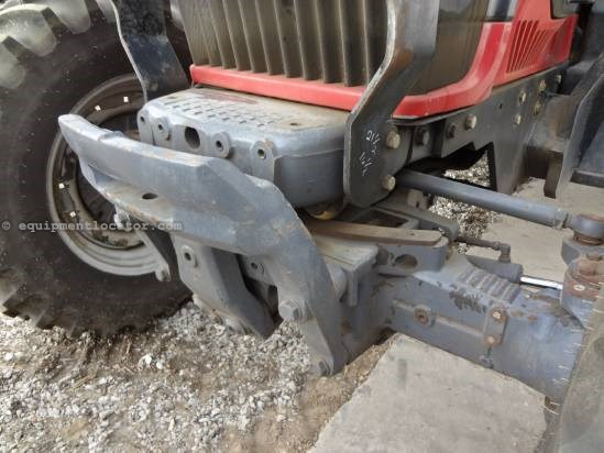 2005 Buhler 2145 - 9982 hrs, Loader/Grapple, 4 Hyd Tractor For Sale