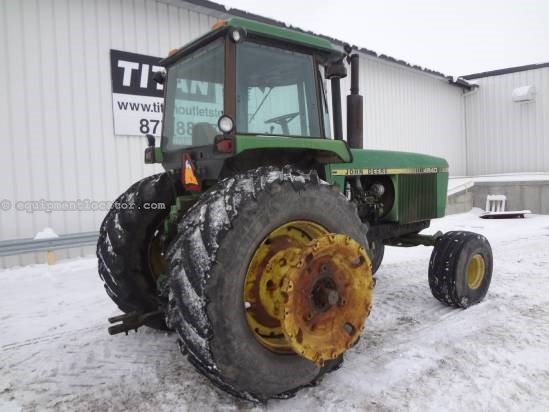 1978 John Deere 4840 - 10204 hrs, 3 hyd, 1000 pto, 650R38 Tractor For Sale