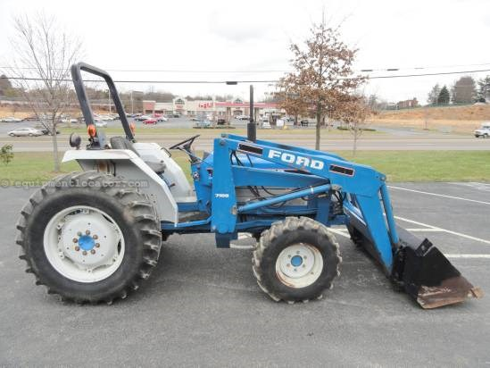 Ford 2120 Tractor : Ford tractor for sale at equipmentlocator