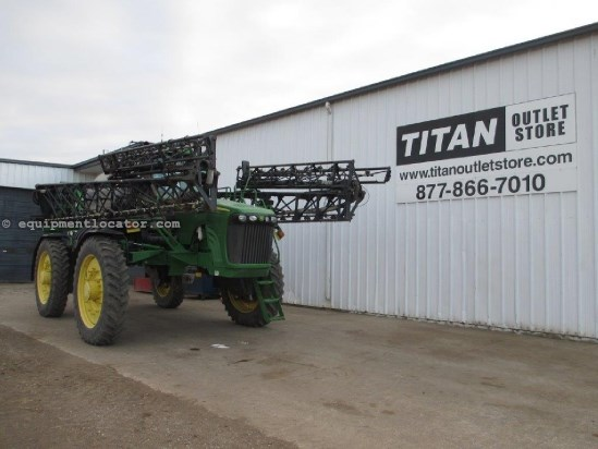 2004 John Deere 4920, UPTIME READY!, 120' Boom, 1200 Gal Tank  Sprayer-Self Propelled For Sale