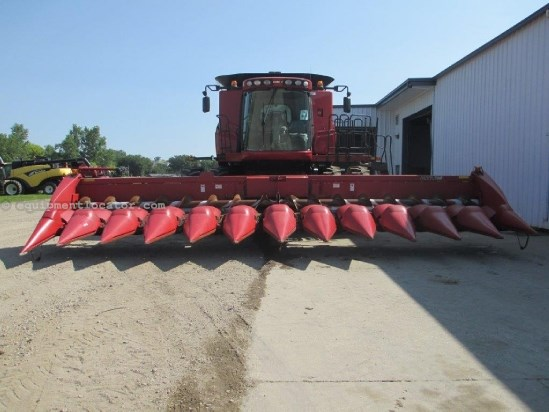 2009 Case IH 3412,12R30,Hyd Deck Plts, 7010/7120/8010/8120 Header-Corn For Sale