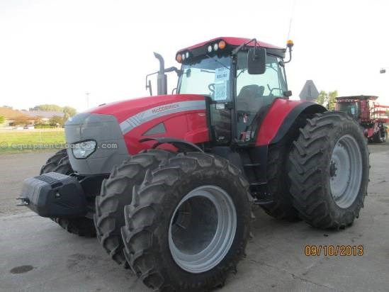 2010 McCormick TTX230, 1391 Hrs, 4 Remotes, 3 Pt Quick, Weights Tractor For Sale