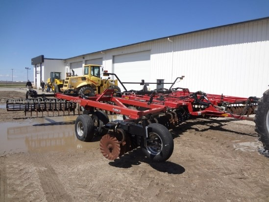 2009 Case IH RMX330 - 34 ft, Turbo Till Blades, Rolling Baskets Disk Harrow For Sale