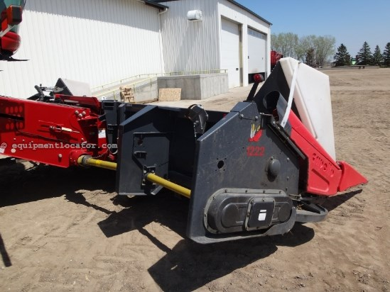 2011 Capello 1222, 12R22, Chopping, 7010/8010/7120/8120/9120 Header-Corn For Sale