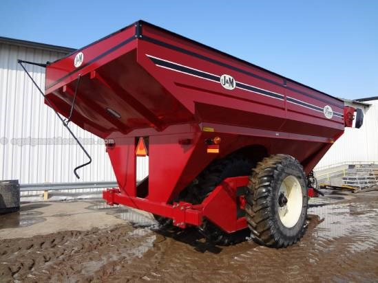 2005 J & M 1050 Grain Cart For Sale