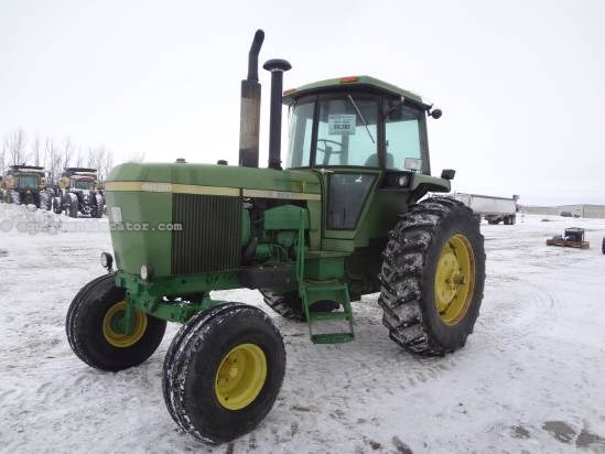 1975 John Deere 4630 - 11028 hrs, 1000 pto, 3 hyd, PS Tractor For Sale