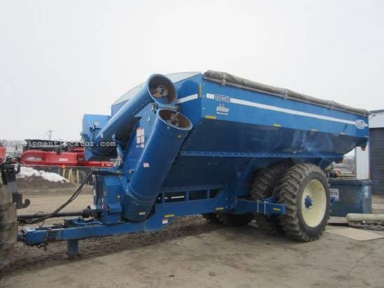 2009 Kinze 1050 Grain Cart For Sale