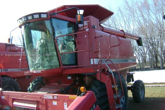 1995 Case IH 2188, 3000 Sep Hr, AHH, Fore/Aft, Spreader Combine For Sale