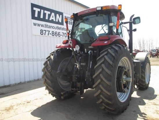 2011 Case IH PUMA 170 CVT - 1209 hrs, Frt Susp, 4 hyd, Fenders Tractor For Sale