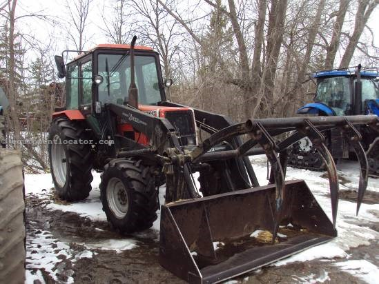 Belarus 8345 - 3200 hrs, Loader/Grapple  Tractor For Sale