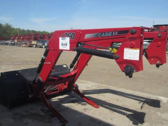 2008 Case IH L760, Fits Puma 115/155/140/165/180, Med Duty Bkt Front End Loader Attachment For Sale