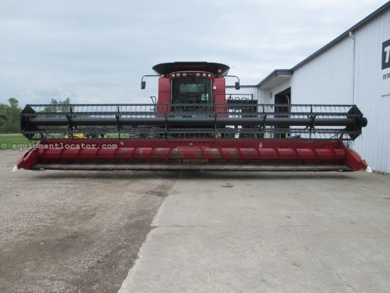 2007 Case IH 2020, 35', HHC, Fore/Aft, 7088/7010/8010/7120/8120 Header-Flex For Sale