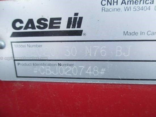 2006 Case IH 2020, 30', FT, 7088/7010/8010/7120/8120 Header-Flex For Sale